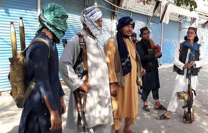 Nga, Mỹ, Trung Quốc thảo luận về khủng hoảng Afghanistan