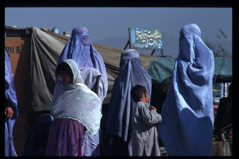 Nửa thế kỉ khốn khổ của người dân Afghanistan -0