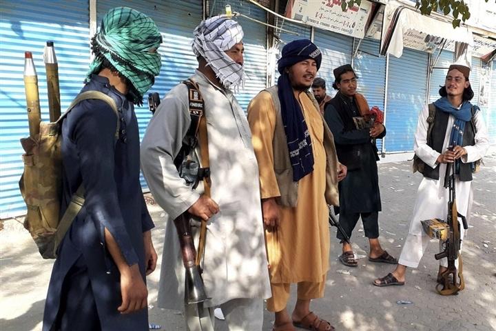 Nga, Mỹ, Trung Quốc thảo luận về khủng hoảng Afghanistan - 1