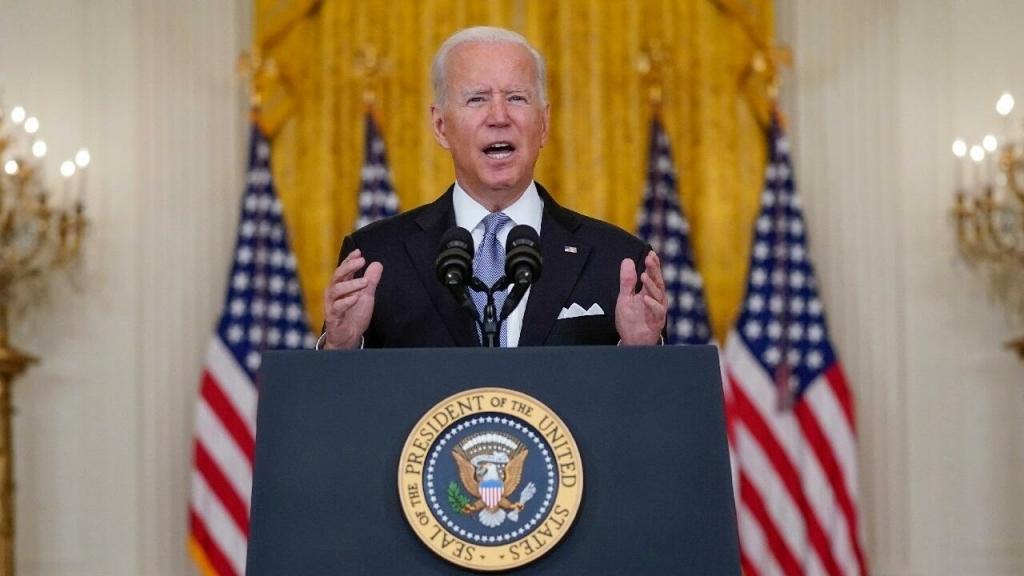 Tổng thống Joe Biden và chính quyền bị chỉ trích vì quyết định rút quân khỏi Afghanistan