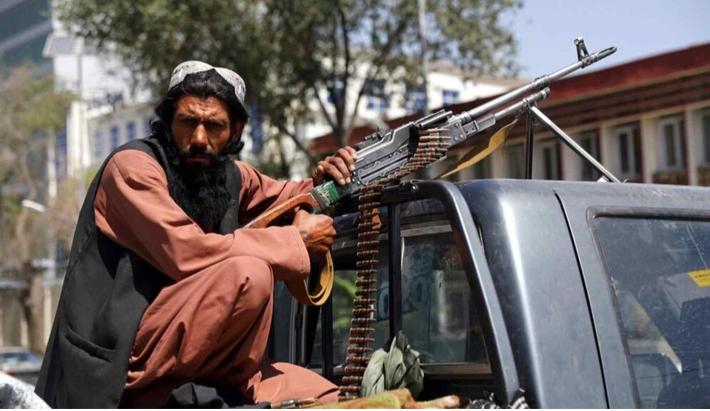 'Tàn quân' Afghanistan chạy trốn sự săn đuổi của Taliban - 2