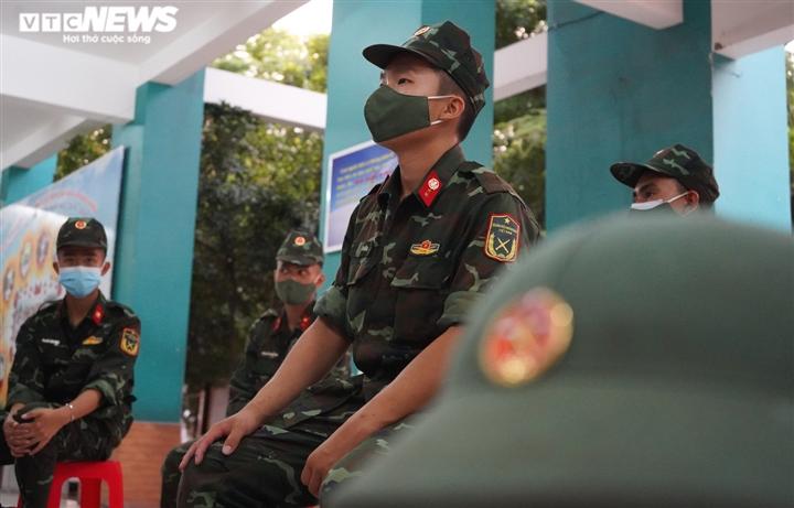 'Chúng tôi là người lính từ dân mà ra, giúp TP.HCM là mệnh lệnh từ trái tim' - 8