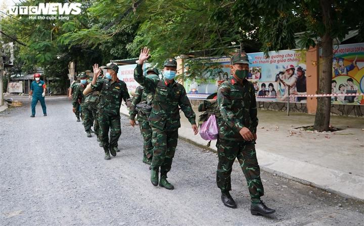 'Chúng tôi là người lính từ dân mà ra, giúp TP.HCM là mệnh lệnh từ trái tim' - 1