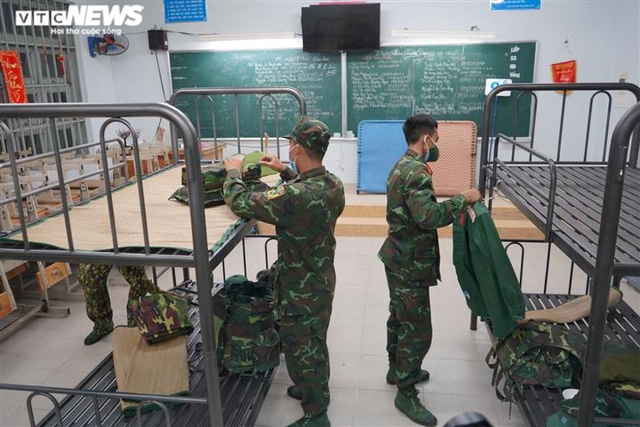 'Chúng tôi là người lính từ dân mà ra, giúp TP.HCM là mệnh lệnh từ trái tim' - 11