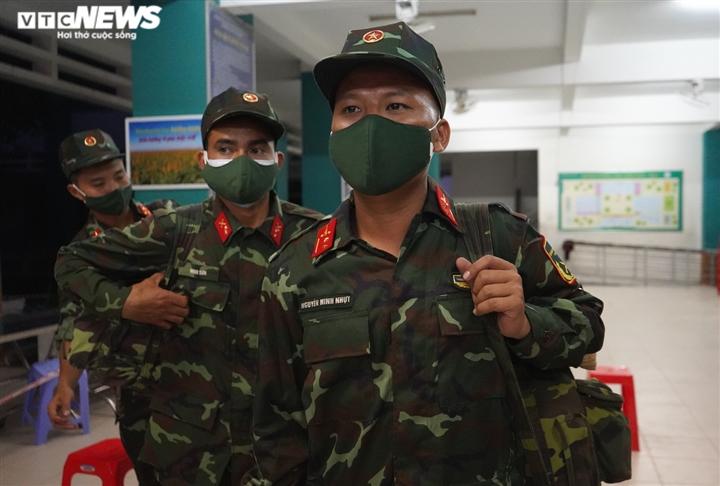 'Chúng tôi là người lính từ dân mà ra, giúp TP.HCM là mệnh lệnh từ trái tim' - 9