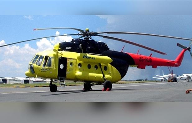 Trực thăng của Nga bị cướp tại sân bay Kabul