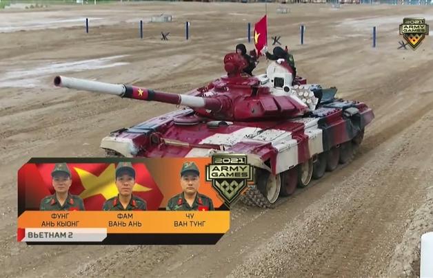Gặp nhiều trở ngại trong ngày thứ 2, đội tuyển xe tăng Việt Nam vẫn còn cơ hội