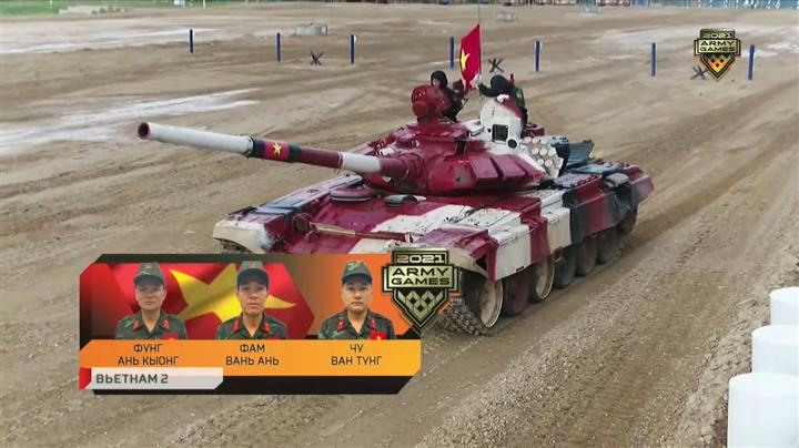 Gặp nhiều trở ngại trong ngày thứ 2, đội tuyển xe tăng Việt Nam vẫn còn cơ hội - 2