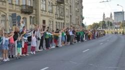Litva nói sứ quán Trung Quốc can thiệp biểu tình