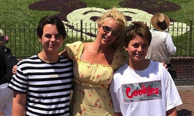 Cha Britney Spears bị cáo buộc đánh cháu