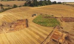 Nghĩa địa 1.400 năm tuổi trên cao nguyên Scotland