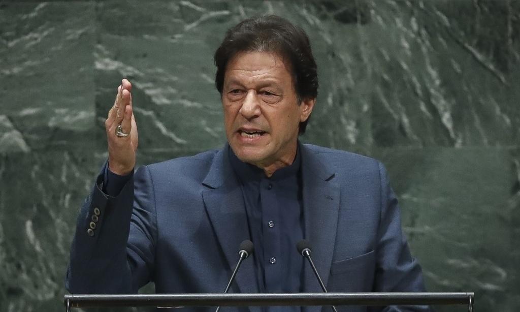 may bay cho thu tuong pakistan ha canh khan cap