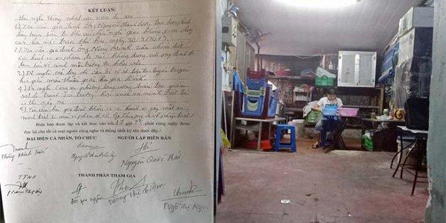 Chủ quán bún cá hành hung hàng xóm ở Hà Nội: Tạm dừng hoạt động bán hàng