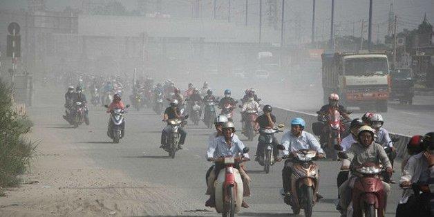Ô nhiễm không khí đạt đỉnh mới, ngưỡng đặc biệt nguy hiểm, người Hà Nội không được ra ngoài
