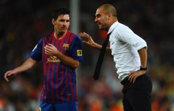 Diễn biến bất ngờ của thương vụ Man City mua Messi