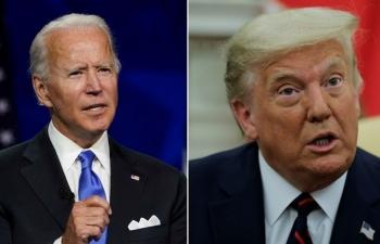 Viễn cảnh đáng lo ngại của Biden: Trump thu hẹp cách biệt ở bang chiến địa