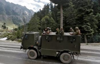 Trung Quốc tố Ấn Độ tiếp tục 'khiêu khích quân sự' ở biên giới