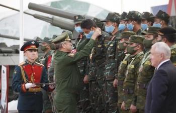 Đội Tăng Việt Nam tiến bộ thế nào tại Army Games?