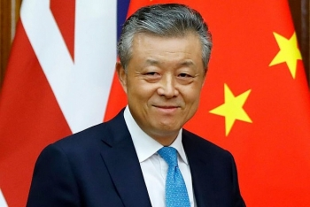 Tài khoản Twitter của đại sứ Trung Quốc tại Anh
