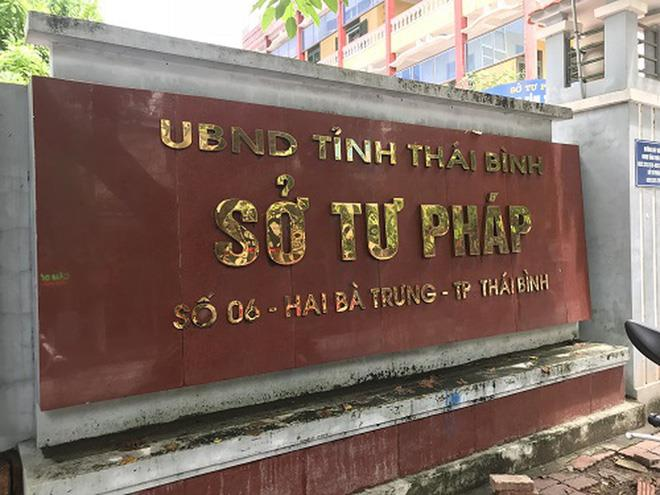 bat khan cap them mot can bo so tu phap thai binh