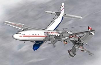 Thảm kịch máy bay làm thay đổi ngành hàng không Mỹ