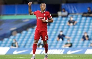 Thiago Alcantara gây ấn tượng mạnh trong ngày ra mắt Liverpool