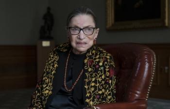Cái chết của thẩm phán Ginsburg có thể thay đổi tương lai nước Mỹ