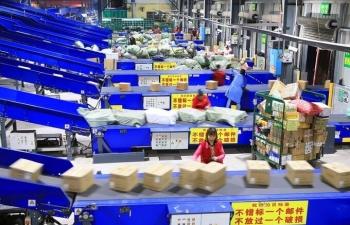 Kinh tế Trung Quốc chững lại nhìn từ mua sắm online