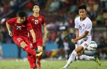Bóng đá nam SEA Games 31 có thể tổ chức ở Phú Thọ