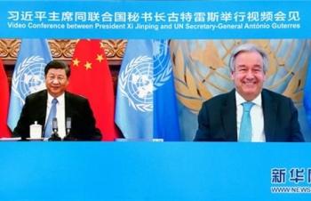 Ông Tập Cận Bình: Bắc Kinh không đối kháng ý thức hệ, không chủ trương tách rời