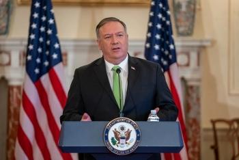Ngoại trưởng Mỹ Pompeo tố cáo Lãnh sự quán Trung Quốc là