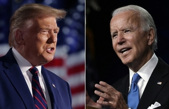 trump biden tap duot cho tran so gang
