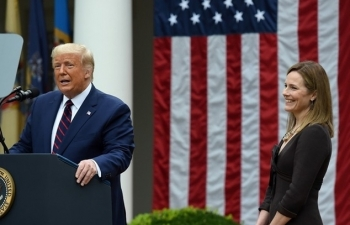 Trump đề cử thẩm phán Tòa án Tối cao