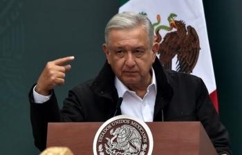 Mexico lệnh bắt các binh sĩ vụ 43 sinh viên mất tích