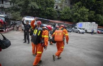 Ngộ độc khí CO, 16 thợ mỏ Trung Quốc thiệt mạng