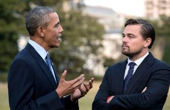 Leonardo DiCaprio kêu gọi dân Mỹ đi bầu cử
