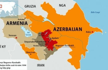 Armenia - Azerbaijan tiếp tục giao tranh