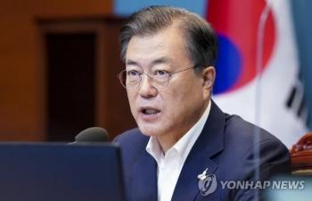 Tổng thống Hàn Quốc: Lời xin lỗi của ông Kim Jong-un 'đặc biệt và chưa từng có'