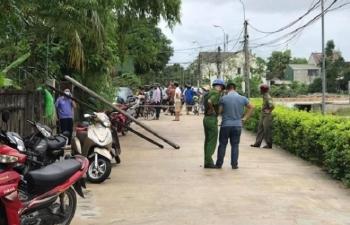 Ba mẹ con ở Hà Tĩnh bị truy sát lúc giữa trưa
