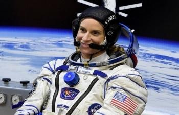 Phi hành gia NASA chuẩn bị bầu cử từ vũ trụ