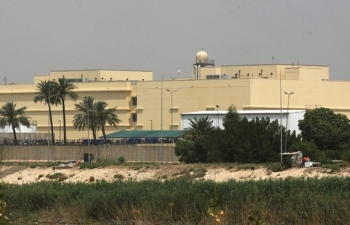 Mỹ có thể rút đại sứ quán khỏi Iraq