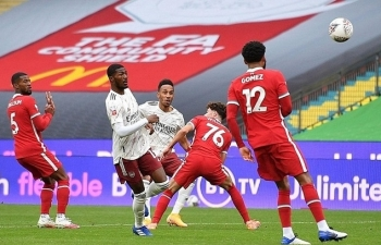 Liverpool - Arsenal: Điểm tựa Anfield