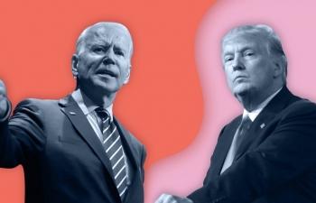 Tranh luận Tổng thống Mỹ trước giờ G: Trump và Biden đều có những