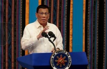 Duterte tức giận với Facebook