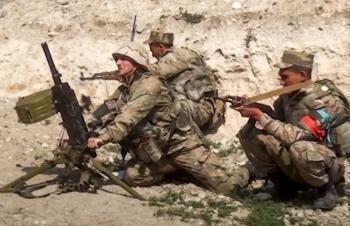 Nguy cơ lửa xung đột Armenia - Azerbaijan lan rộng
