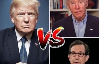 Trump ám chỉ nhà báo cầm trịch tranh luận Chris Wallace