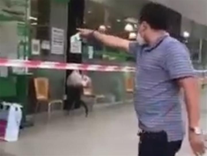 Khởi tố ông Hồ Hữu Nhân, người xưng 'Ban chỉ đạo quận 7' náo loạn siêu thị - 1