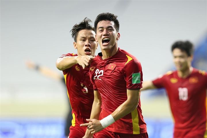 Đấu siêu cường bóng đá châu Á, HLV Park Hang Seo chờ Tiến Linh toả sáng - 1