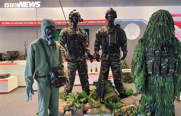 Cận cảnh vũ khí, khí tài hiện đại do Việt Nam sản xuất tại Army Games 2021