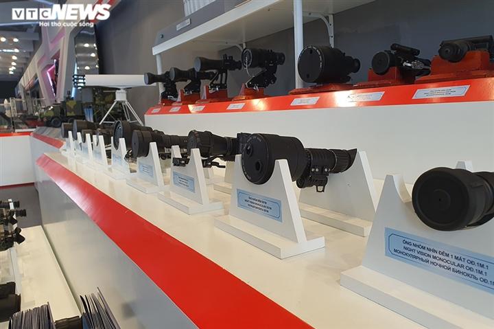 Cận cảnh vũ khí, khí tài hiện đại do Việt Nam sản xuất tại Army Games 2021 - 5